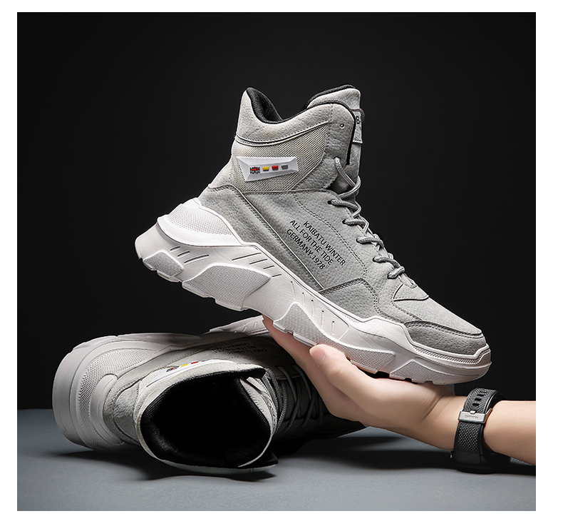 2019 Mens Shoes Casual Slip On Breathable Hot Sale Air Cushion Keep warm Sneakers Men Shoes Spring Shoes Outdoor Flats Shoes 49
