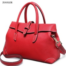 2016 special offer !ZOOLER bags handbags women famous brands women leather bag OL stylish bags Simple shoulder bag for lady#6120