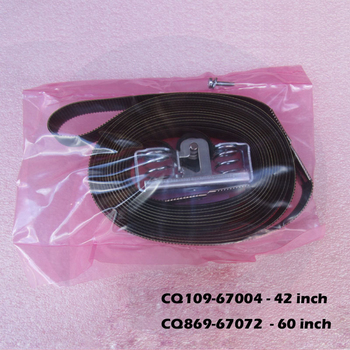 Origianl New For HP Z6100 Z6200 L25500 L26500 L26100 T7100 T7200 Carriage Belt CQ869-67072 CQ111-67003 CQ109-67004 Q1273