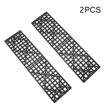 2 Pcs Durable Car Snow Ice Mud Road Clearer Auto Truck Winter Snow Chains Tires Recovery Traction Mat Wheel Strap Tracks