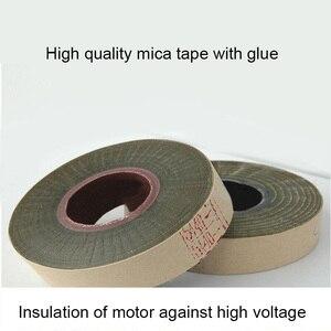 Image 1 - 5440 1 z gumową taśma z miki/epoksydowe szkło proszkowe taśma z miki/silnik wysokociśnieniowa taśma z miki (szerokość 25mm)