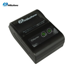 Milestone Thermal Printer receipt Bluetooth wireless ticket Mini Printer Pocket portable USB Windows Android IOS 58mm 2inch pos(China)