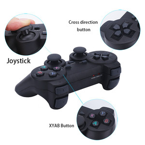 Image 3 - 2.4G Wireless Gamepad For PS3 / PC / Android / TV Box Game Controller Joystick For Phone Controller With Micro USB Or Type C