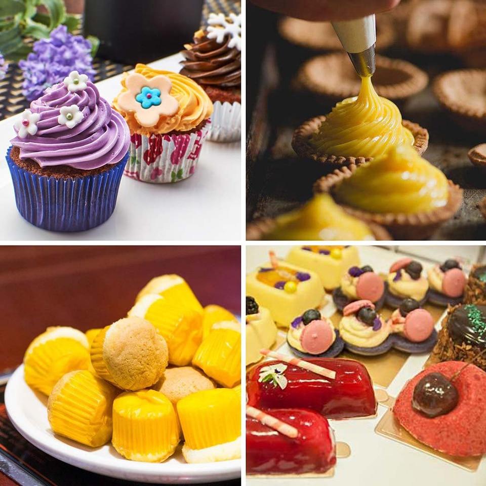 Pastry Nozzles (9)