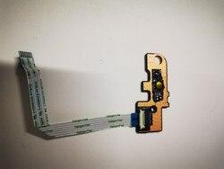 Для HP 15-AX 15-BC 15-DP TPN-Q173 15-AX033DX 15-ax013dx 15-ax013dx плата кнопки питания с кабелем DAG35APB8B0 DAG35DPBAB0