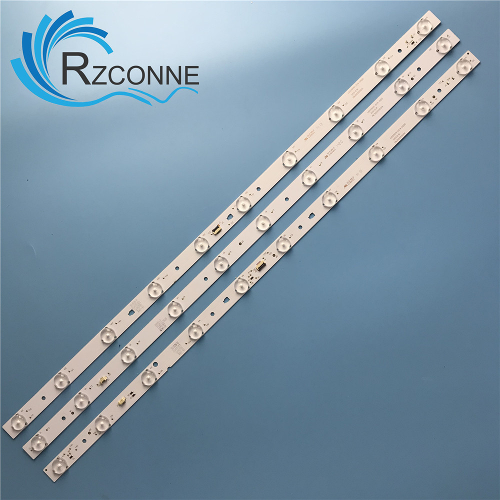 used LED Backlight strip 10 Lamp for LE32TE5 LED315D10-ZC14 LE32D8810 LE32D8810 LD32U3100 LE32F3000W LED315D10-ZC14-01(D)