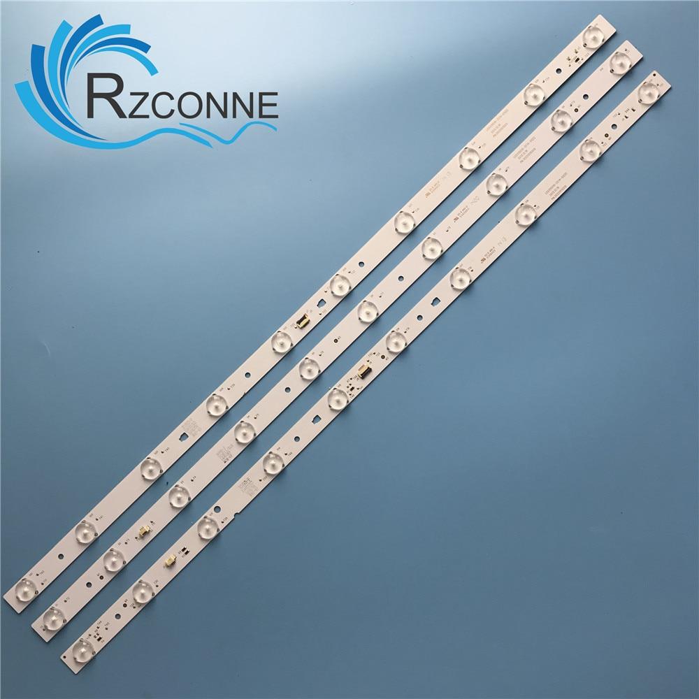 Used LED Backlight Strip 10 Lamp For LE32TE5 LED315D10-ZC14 LE32D8810 LE32D8810 LD32U3100 LE32F3000W LED315D10-ZC14-01(D)