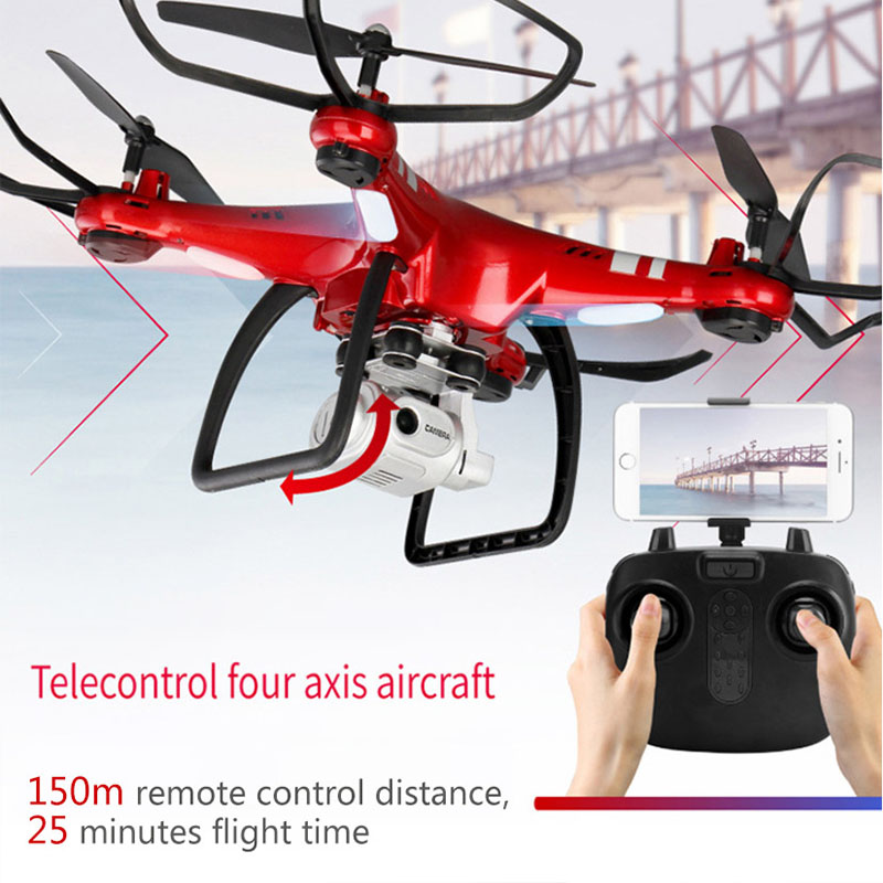 Newest XY6 RC Drone Quadcopter With 1080P Wifi FPV Camera RC Helicopter 20-25min  Professional Dron Quadcopter Drone camera 4K
