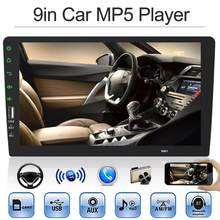 "1din Auto Radio Multimedia Player 1 Din 9 ""Pantalla táctil Autoradio Bluetooth FM Auto USB Audio Video estéreo MP3 MP5 jugador(China)"