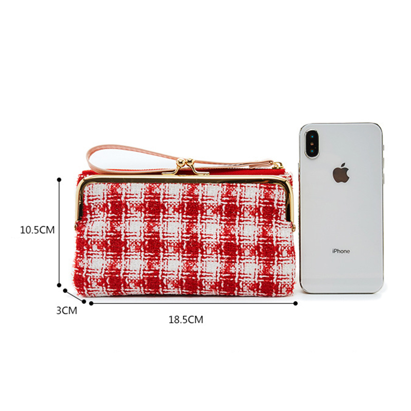 New Zipper Clutch Wallets And Purses Women Long Money Bag Coin Card Holder Phone Purse Female Leather Wallet Carteira Feminina