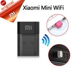 Оригинальный Xiaomi Мини wifi роутер 150 Мбит/с USB портативный wifi беспроводной маршрутизатор интернет Wi-Fi адаптер для мобильного телефона и планше...