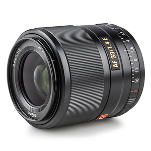 Image 2 - VILTROX 33mm f1.4 E Large Aperture Lens APS C Auto Focus lens for Sony E mount A9 A7RIV A7RIII A7II A7S A6600 A6500 Camera