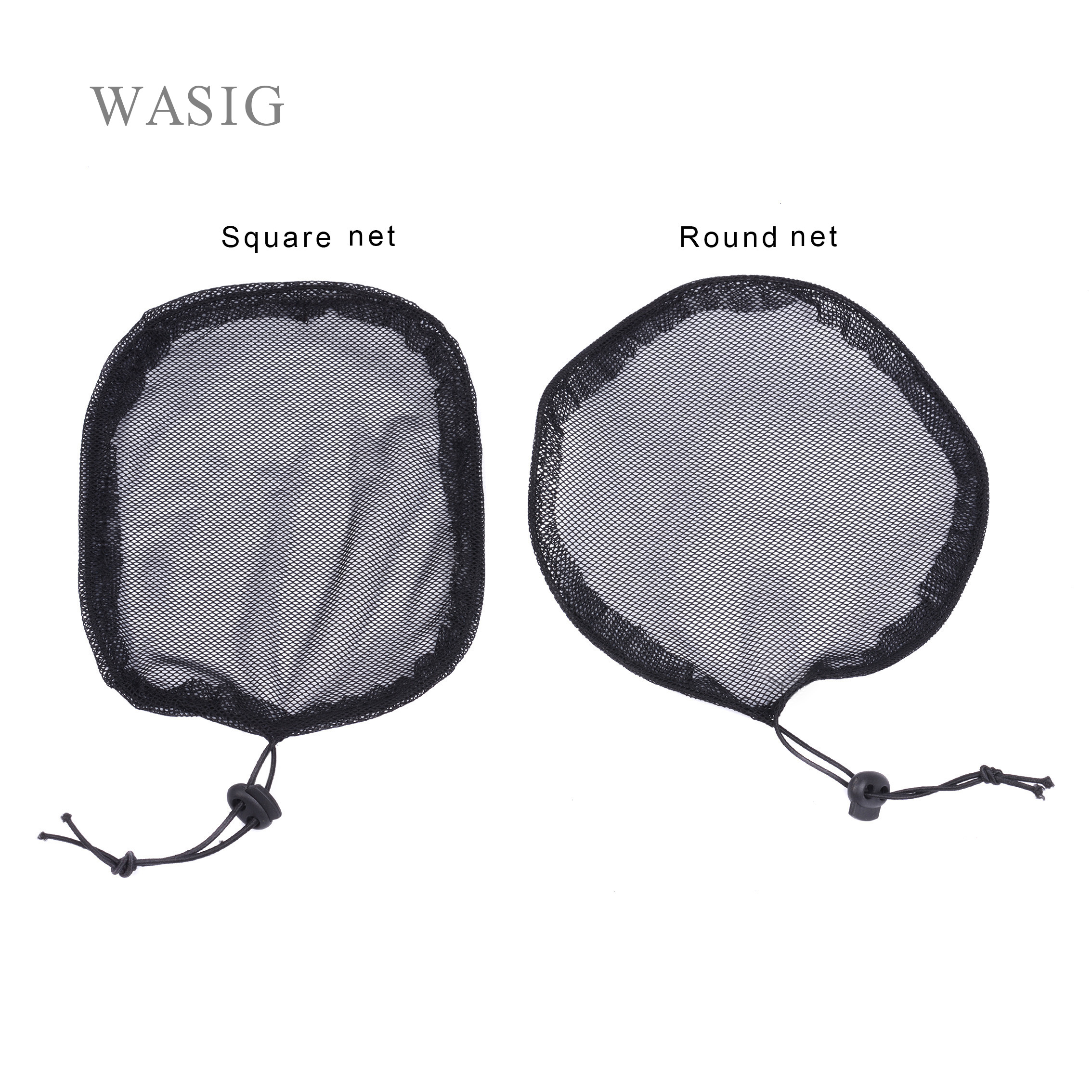 Hair Bun Making Material 1Pc/Lot Ponytail Making Net Elastic Hair Net With Guleless Hairnet Wig Liner