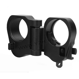 Image 3 - Emersongear Hunting Accessories Metal Tactical AR Folding Stock Adapter For M16 M4 Series GBB AEG Airsoft Hunting Accessory