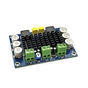 Image 2 - XH M542 dc 12 26v 100w tpa3116da mono canal amplificador de áudio de potência digital tpa3116d2 placa