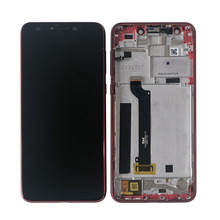 """6.0 """"Gốc M & Sen Cho Asus Zenfone 5 Lite 5Q ZC600KL X017DA Màn Hình LCD + Bảng Điều Khiển Cảm Ứng bộ Số Hóa Khung S630 SDM630"""
