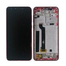 "6.0 ""originale M & Sen Per Asus ZenFone 5 Lite 5Q ZC600KL X017DA Schermo LCD Display + Touch Panel digitizer Telaio S630 SDM630"