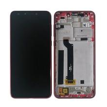 "Tela lcd de 6.0 ""original m & sen, display de tela lcd + painel de toque para asus zenfone 5 lite 5q zc600kl x017da quadro digitalizador s630 sdm630"
