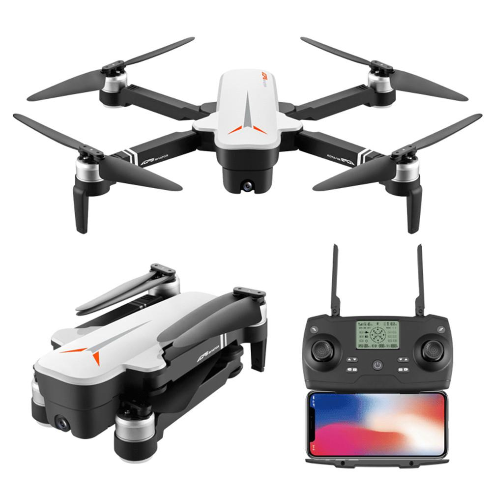 LeadingStar 8811GPS RC Drone GPS/Optical Flow Dual-mode Dual Camera High Hold Mode Foldable Arm RC Quadcopter Drone