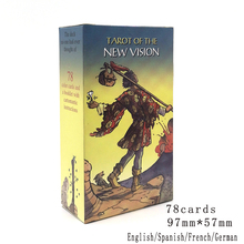 Spanish Flash Card Knight  Tarot Mystical Divination Oracle Cards  Deck Fortune Telling  Cards Family Party Leisure Table Game