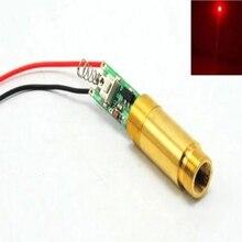 DC3.7V High Power APC 200 мВт 650 нм красный точка лазер диод модуль w Driver1235