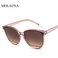 2019 Fashion Sunglasses Women Brand Design Vintage Metal Frame Female Glasses Cl