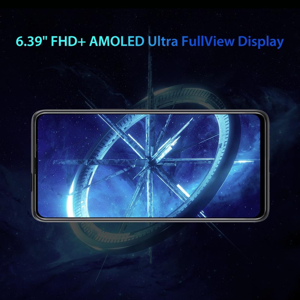In Stock UMIDIGI S5 Pro Helio G90T Gaming Processor 6GB 256GB Smartphone FHD+ AMOLED In-screen Fingerprint Pop-up Selfie Camera 3