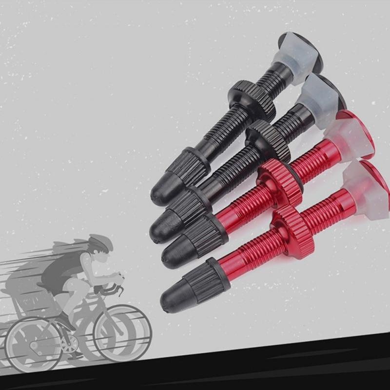 Горячие велосипедные вакуумные Шины Клапаны легкий велосипед замена для горных шоссейных велосипедов мото алюминиевый сплав 400 мм