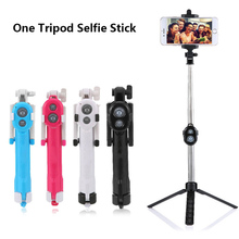 Bluetooth Tripod Selfie Stick Monopod Handheld Extendable Wireless For Mobile Phone AS99