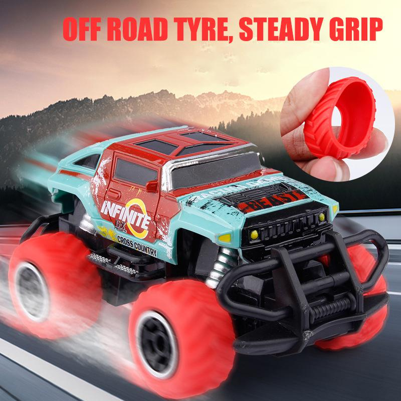 1 32 Rc Car Four way Wireless Charging Remote Control Toy Car Off road 4wd Remote