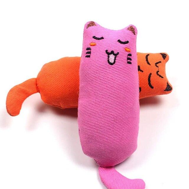Plush Thumb Pillow For Cats 5