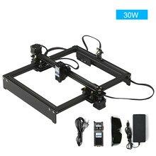 10W-30W CNC routeur Laser Machine de gravure contrôle hors ligne bureau graveur Cutter Laser gravure découpeuse pour boiseries