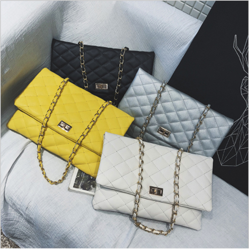 Beryl-Bags Chain Handbags Big Crossbody Women Luxury Brand for Female YIQIN
