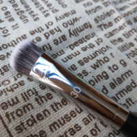 Hohe qualität große Rauchigen Lidschatten Pinsel frau Kosmetik pinsel Professionelle faser wolle Concealer Foundation Pinsel Make-up werkzeug