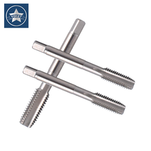 HSSE Metric Hand tap M1 M1.2 M1.4 M1.6 M1.7 M2 M2.5 M2.6 M3 M3.5 M4 M4.5 M5 M6 M7 M8 M10 M12 M14 M16 M18 M20 thread screw taps cronametal hss co screw thread tap metric machine and hand tools m2 m3 m4 m4 5 m5 m6 m7 m8 m10 m12 m14 m16 m18 hand tap
