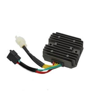 Image 2 - 12v Motorcycle Voltage Regulator Rectifier for Honda CBR600F HURRICANE VTZ250 VFR400 VFR400Z VF750C VFR750F INTERCEPTOR VF750