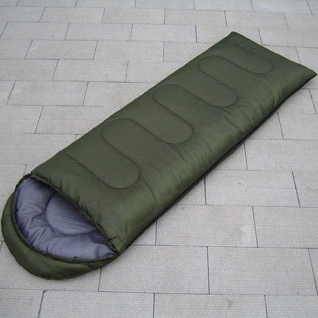 Lightweight Summer Sleeping Bags Envelope Style 5~15°C