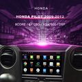 Автомобильный DVD-плеер на Android для Honda Pilot (2009-2012), автомобильное радио, мультимедийный видеоплеер, навигатор GPS, Android 10,0, двойной разъем DIn