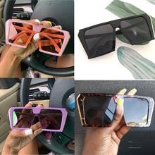 Винтажные большие квадратные солнцезащитные очки, женские негабаритные Роскошные брендовые Модные солнцезащитные очки, женские солнцезащитные очки, UV400