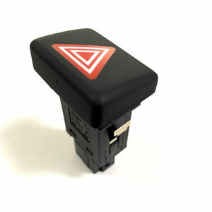 8E0941509 8ED941509 5PR For Audi A4 S4 B6 B7 2001-2008 RS4 Hazard Warning Emergency Red Light Lamp Switch Button