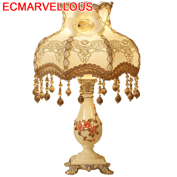 Chambre Decoracao Casa Tischlampe De cristal De Abajour Candeeiro Maison Deco Lampara De Mesa Para El Dormitorio lámpara De Mesa