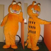 top shipping new Garfield HOT-Custom Products Plush Cartoon Character Costume mascot