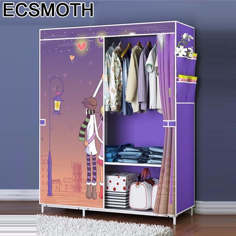 Meuble De Home Furniture Dressing Penderie Chambre Rangement Gabinete Dormitorio Guarda Roupa Cabinet font b Closet