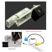 RCD330 CCD Car Trunk Handle Rearview Camera For MIB VW Golf 5 /6/7 JETTA Mk5 MK6 TIGUAN Passat B6 B7 Octavia