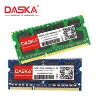 Memória 204pin 1600/1333 v do caderno de ddr 3 garantia da vida de SO DIMM v da memória 204pin 1.35 v do portátil de daska ram ddr3 2 gb 4 gb 8 gb 1.5 mhz|RAM| |  -