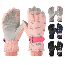 Cycling-Gloves Outdoor Winter Sports Full-Finger
