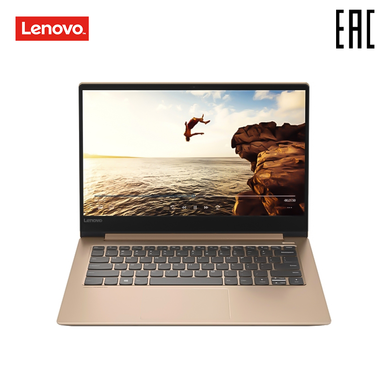 Laptop <font><b>Lenovo</b></font> 530S-14IKB/14.0 FHD IPS AG 250N N CORNING/I3-8130U, 4 GB (4 + 0 soldering)/No HDD 128 GB SSD/Integrated/No Drive/W