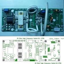 DIY KITS 100W FM VHF 80MHZ -170 Mhz RF Power Amplifier amp Board AMP KITS with MRF9120 tube For Ham Radio