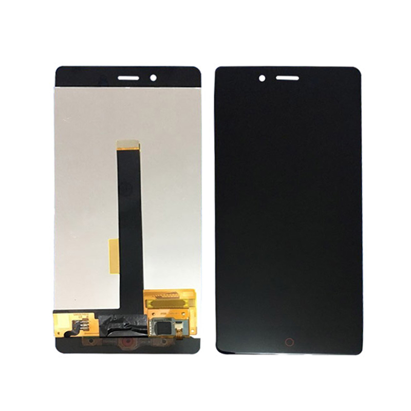 Good Quality For ZTE Nubia Z11 NX531J LCD Display Touch Screen Digitizer Glass Assembly Free Tools