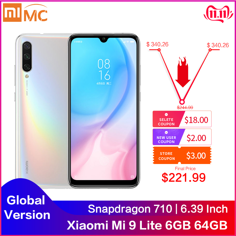 Global Version Xiaomi Mi 9 Lite 6.39